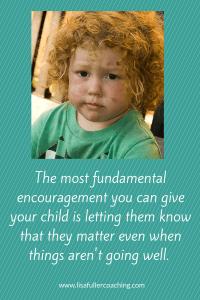 Fundamental Encouragement Matter