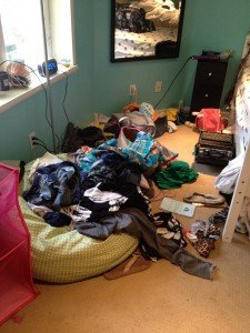 Mom Survives Serious Teen Slob Years And Lives To Tell The